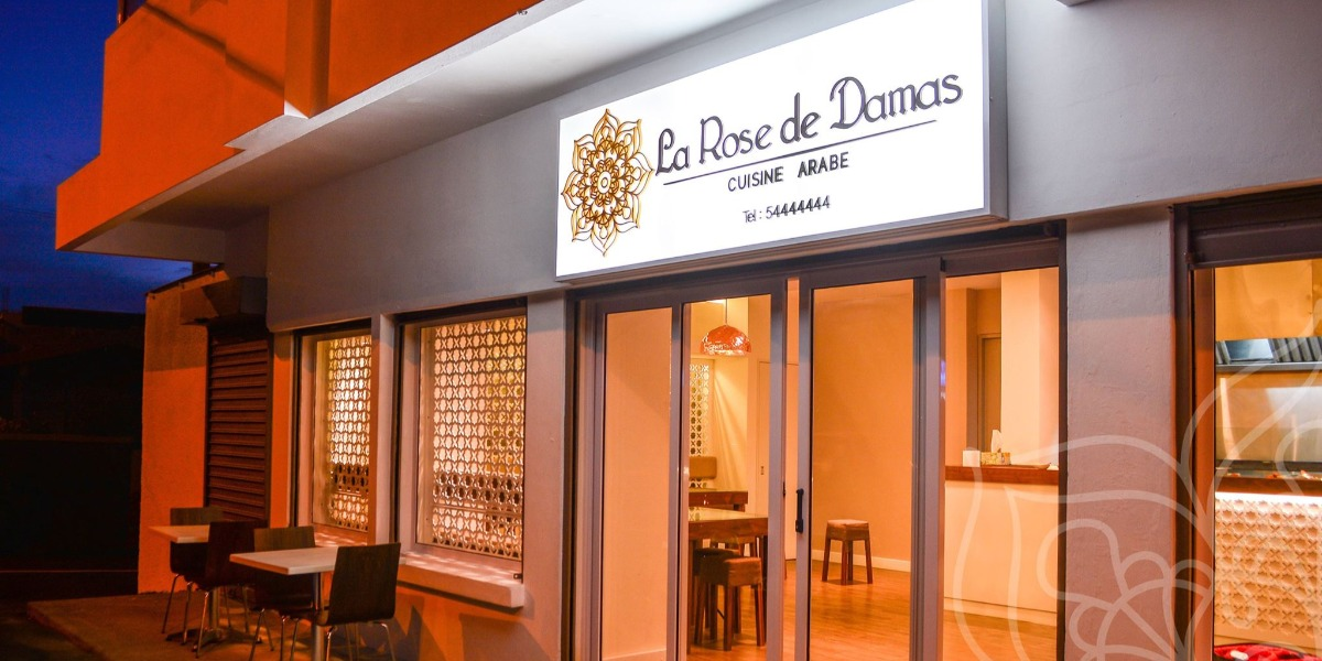 La Rose de Damas Restaurant
