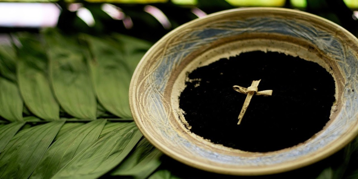 Ash Wednesday- The first day of Lent