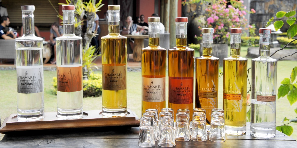 Mauritius Rums; Full of Flavours
