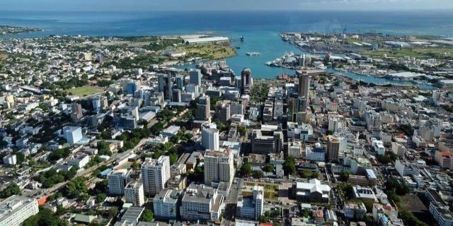 Port Louis, Capital City of Mauritius