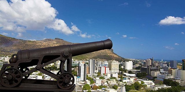 La Citadelle, Fort Adelaide in Port-Louis