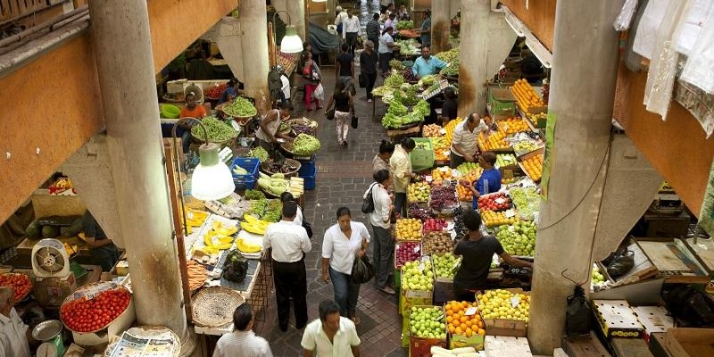 Port Louis – Central Market / Bazar Central