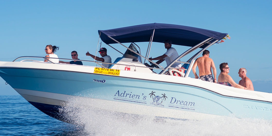 Exclusive Speed Boat Full Day - West Coast