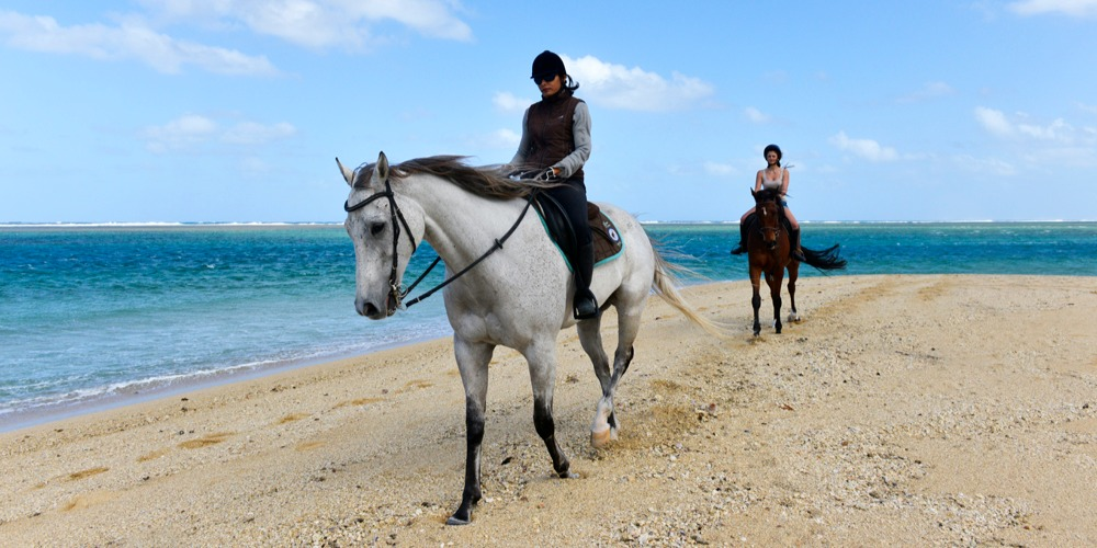 Horse Riding at Riambel