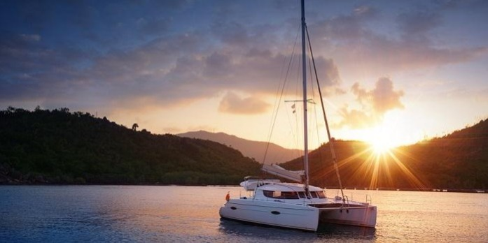 Catamaran Sunset Cruise South East