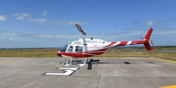 Helicopter Sightseeing Tour From Airport