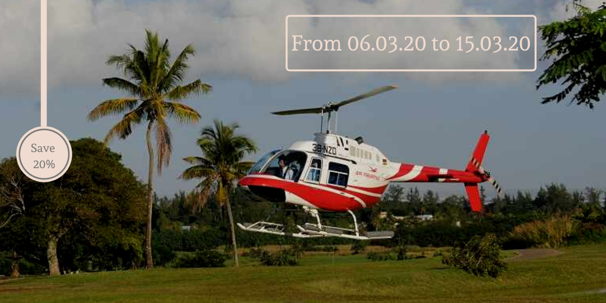 Winter Specials-Helicopter Tour