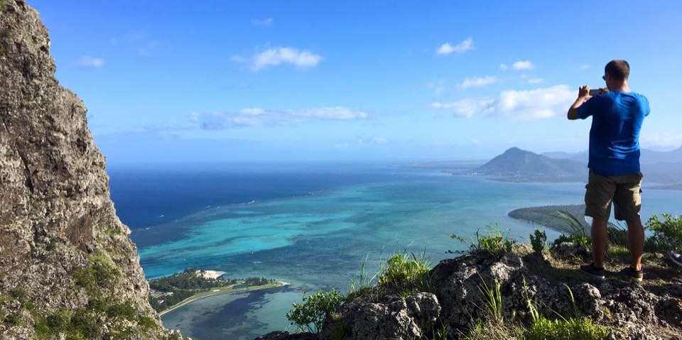 Le Morne Brabant Hike