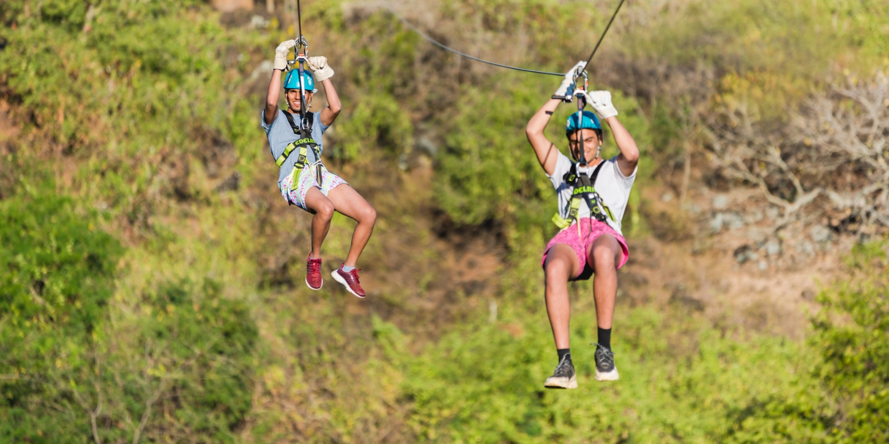 Special Thrill Mountains Offers at Casela Park