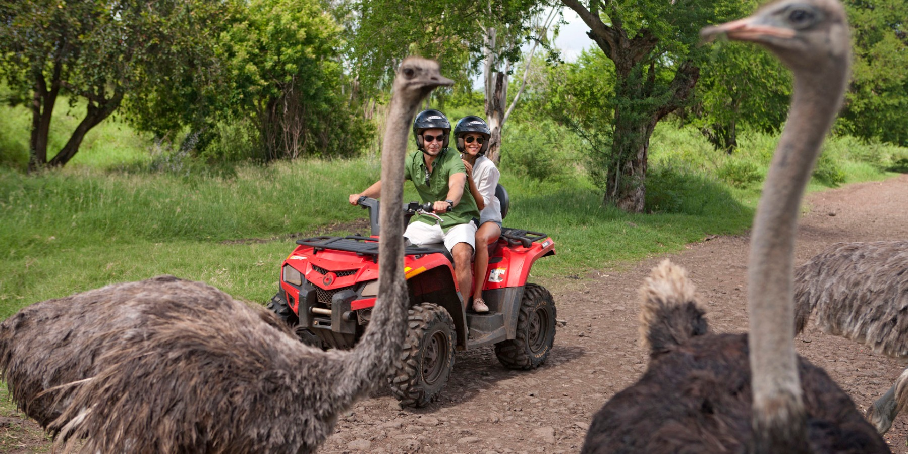 Special Quad Biking Offers at Casela