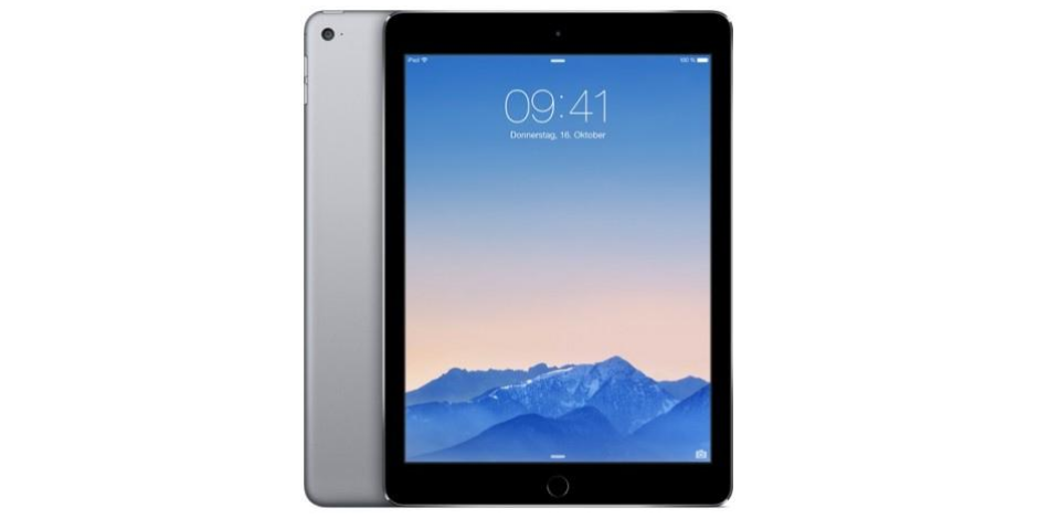 Ipad Air 2(second hand) MUR 6,000