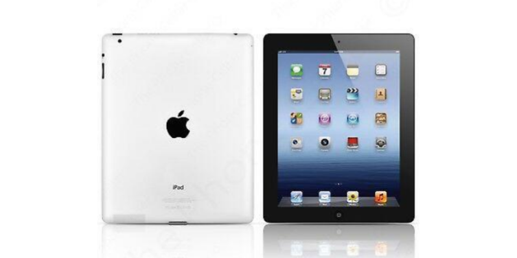 Ipad 2(second hand) MUR 2,500