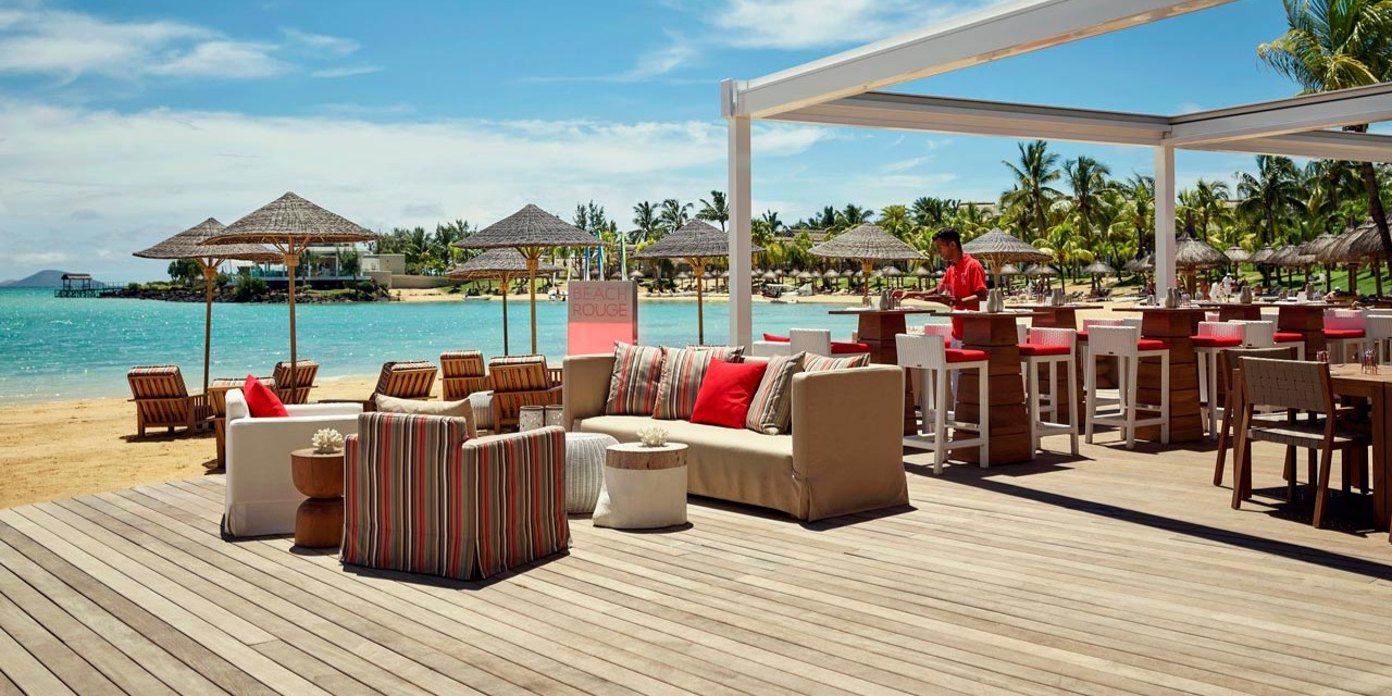 Chill ' Out Offer at Lux Grand Gaube MUR 7,000