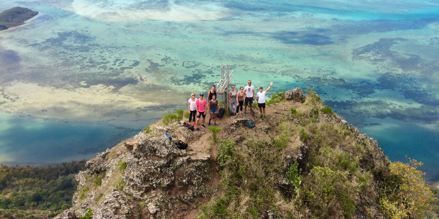 Le Morne Hike