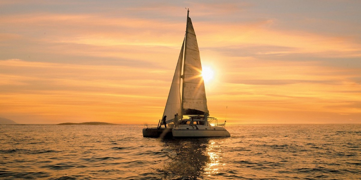 Exclusive Sunset Catamaran - West Coast