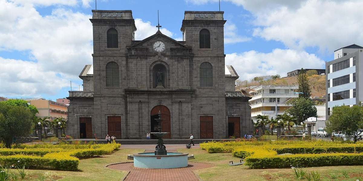 Port-Louis Cathedral