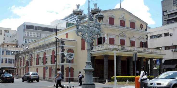 Port-Louis Theatre